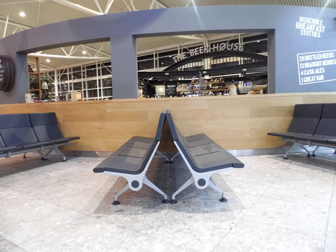 Concourse Seating