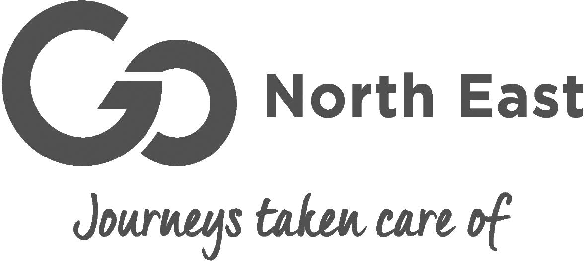 Go North East Logo