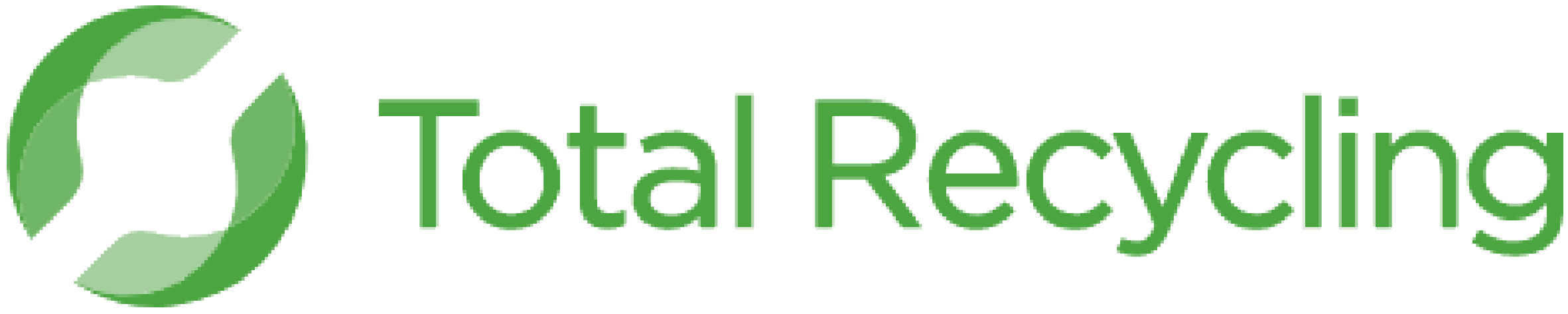 Total Recycling Services Logo