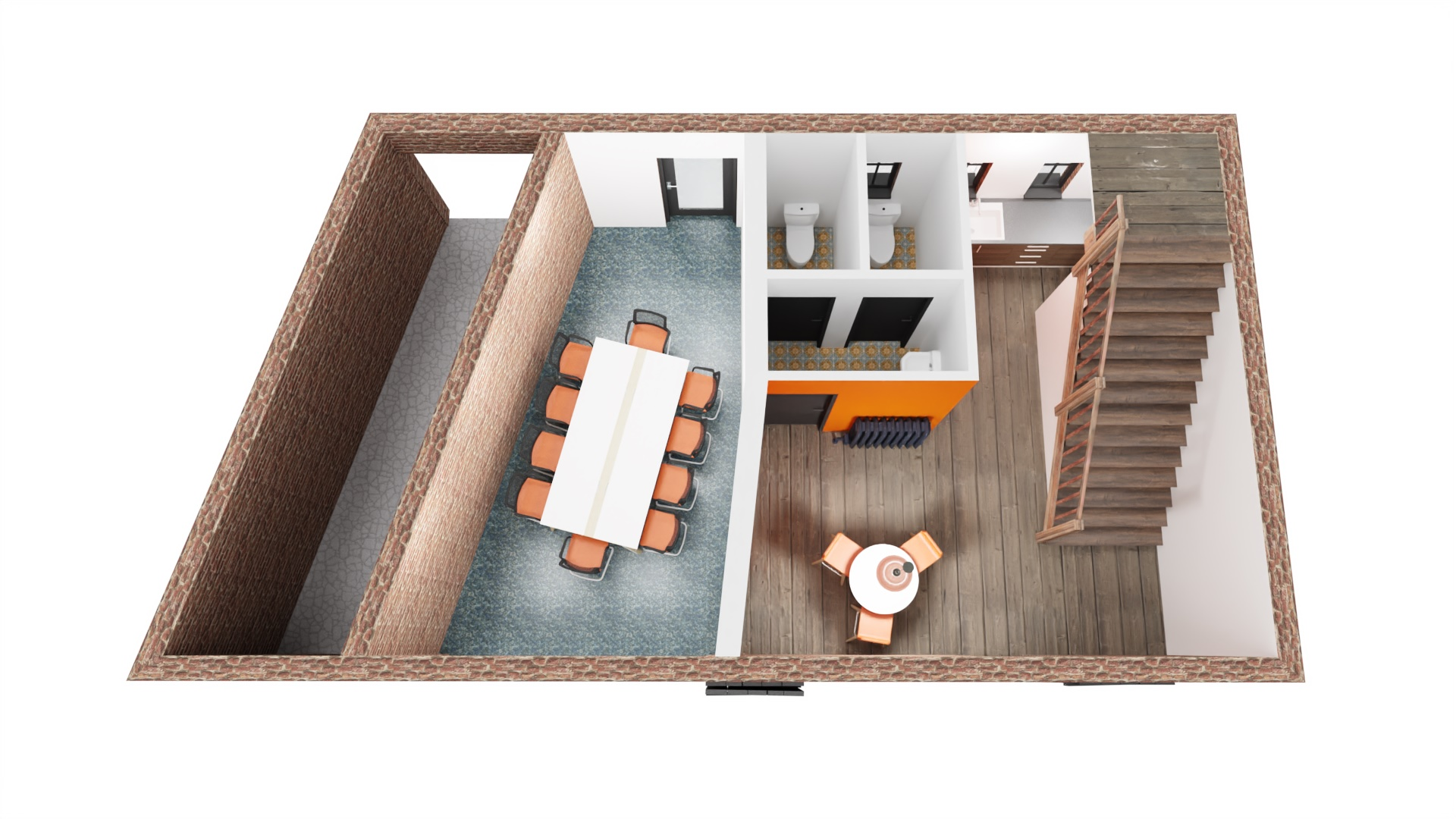 Office Space Planning & Design