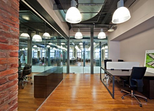 Office Partition Systems